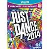 Just Dance 2014 w/ Wii Remote Plus Controller (Wii U)