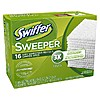 Swiffer Cleaning Products: 16-ct Dry Pad Refills $1.50, 12-ct Wet Mop Pad Refills