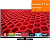 """60"""" VIZIO 1080p 120Hz LED Smart HDTV + $200 Dell eGift Card"""