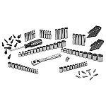 Craftsman 114-Piece Mechanics Tool Set