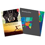 Adobe Photoshop & Premiere Elements 11 + Microsoft Windows 8 Professional Upgrade