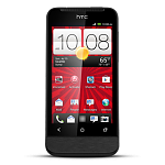Virgin Mobile HTC One V Prepaid Smartphone