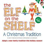 The Elf on the Shelf: A Christmas Tradition Activity Book with Elf Girl Doll