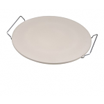 "Oneida Kitchenware Liquidation Sale + Extra 11% off: 9"" Glass Pie Plate $2.70, Oven Fresh Ceramic Soup Mug w/ Lid $2.70, 2-Cup  Bake 'n Store Dish w/ Glass Cover $5.50, Large Pizza Stone with Rack $8"
