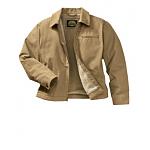 Men's Cabela's Roughneck Washed Canvas Jacket $30, Canvas Vest