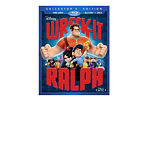 Wreck-It Ralph (Two Disc Blu-ray/DVD Combo)