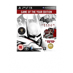 Batman: Arkham City: Game of the Year Edition (PS3) $19.50, (Xbox 360)