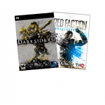 Darksiders + Red Faction: Armageddon and Path to War DLC (PC Digital Download)