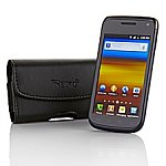 Samsung Exhibit II 4G Prepaid Android Phone (T-Mobile) + Accessories