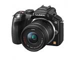 Panasonic Lumix DMC-G5 16MP Mirrorless Camera with 14-42 mm Lens (black)