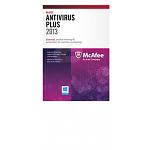 McAfee AntiVirus Plus 2013 (1-User) + $10 Newegg Promotional Gift Card