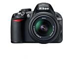 Nikon D3100 14MP DSLR Camera with 18-55mm VR Lens (Refurbished)