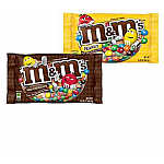 19.2oz M&M's Chocolate Candy (Peanut or Plain)
