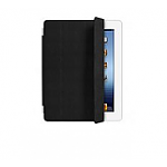 Apple iPad Leather Smart Cover in Black, Navy or Red (Open Box)