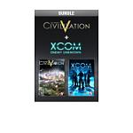 XCOM: Enemy Unknown + Civilization V (PC Digital Download)