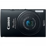 Canon PowerShot ELPH 110 HS 16.1MP Wide Angle Digital Camera w/ 1080p Video (Black) + 8GB Transcend Class 10 SDHC Memory Card