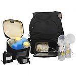 Medela Pump in Style Advanced Breast Pumps: Backpack Kit $177, On-The-Go Tote Kit $190.50, Metro Bag Kit $230.50 or Freestyle Hands-Free Breast Pump $237.50