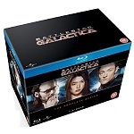 Battlestar Galactica: The Complete Series (Region Free Blu-ray)