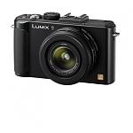 Panasonic LUMIX DMC-LX7 10MP Digital Camera w/ 24mm F1.4 Lens & 1080p Video
