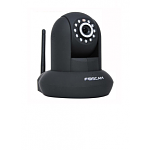 Foscam FI8910W Wireless 480 TVL Dome-Shaped IP Surveillance Camera (black)