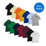 Kids Polo Shirts $3.75 each (4pack) - cyberweek @walmart