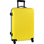 """Nautica Luggage Ahoy 28"""" Hardside Spinner (3 colors) for  $65"""