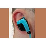 Dacom Wireless Bluetooth 4.1 Sports Stereo Headphones Jogger Runner Earbuds for Smartphones (Orange or Blue) $19.99 sss eligible @ amazon / LDs!