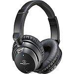 Audio-Technica ATH-ANC9 QuietPoint Noise-Cancelling Headphones $149 fs @ bd or amazon