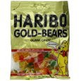Haribo Gummi Candy, Original Gold-Bears, 5-Ounce Bags (Pack of 12) $7.26 fs / w/S&S (@15%) @ amazon