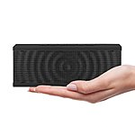 SoundBlock Ultra Portable Wireless Bluetooth Speaker 3.0 with Built in Speakerphone Black color $23.50 AC +FS@Amazon