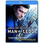 Man on a Ledge [Blu-ray] $4.98 at amazon