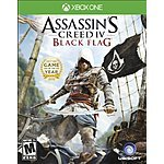 Assassin's Creed IV: Black Flag - Xbox One 11.99 @ BestBuy