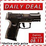 Gun deal: Taurus PT111 Millennium Gen2 9mm on sale - $199.99  @ PSA