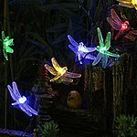 Solar Dragonfly Lights $12.97 and Prime eligible on Amazon