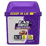 EAS Complete Protein Chocolate / Vanilla Nutrition Shake Powder  6 lbs. $30.76 @ Target with S&S