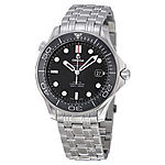 Omega Seamaster Black Dial Automatic Steel Mens Watch 212.30.41.20.01.003 $2499.99 + Free shipping (eBay daily Deal) New lowest price!