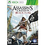 Assassin's Creed IV Black Flag - Xbox 360. $4.99 + Free shipping @ Amazon