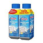2 Pack Glisten Dishwasher Magic Cleaner (12 Ounce Bottles-EPA Registered Cleanser Eliminates 99.9% of E-coli and Salmonella) $5.97 Shipped w/Prime