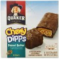 6-Pack of 6-Count Quaker Chewy Granola Bars (Peanut Butter Chewy Dipps) $6.72 + Free Shipping