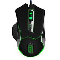 Amazon Deal: HAVIT HV-MS720 USB Wired Gaming Mouse, Green Light, 4 Adjustable DPI:800/1600/2400/3200, 6 Buttons - $13.59 AC @ Amazon