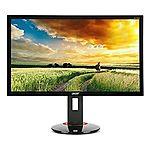 """Refurb: XB270HU $527 + tax FS Acer Predator 27"""" WQHD 2560 x 1440 144hz G-Sync Monitor - Acer Outlet Sore Ebay"""