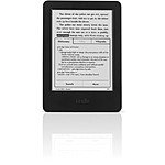 """Amazon Kindle 6"""" WiFi eBook Touchscreen Reader for $49 free expedited shipping."""
