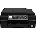 Live Sunday 8/9 Brother MFC-J470dw Color Inkjet All-in-One Printer (low cost generic ink) $60 shipped Staples