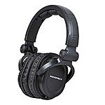 Monoprice Premium Hi Fi DJ Style Over- the -Ear Pro Headphone $17.99 + Free S&H