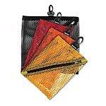 4-Pack Vaultz Mesh Storage Bags (assorted colors & sizes) - $6.14 Amazon Prime