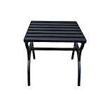 Lowe's: Garden Treasures Patio End Table $19 Outdoor Dining Table $44 YMMV