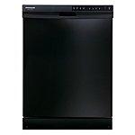 """Lowe's: Frigidaire Gallery 24"""" Built-In Dishwasher Black 55 Decibel $256 + FS (High YMMV)"""