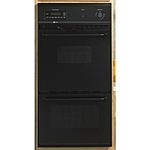 Maytag 24 in. Double Electric Wall Oven (Black Only) $628 + FS Home Depot