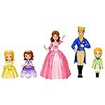 Disney Sofia the First Royal Family Giftset $8.19 @ Target