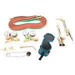 Forney 1680 Torch Kit, Light to Medium Duty, Victor Type Oxygen Acetylene $142.99 w/ coupon Fs Amazon